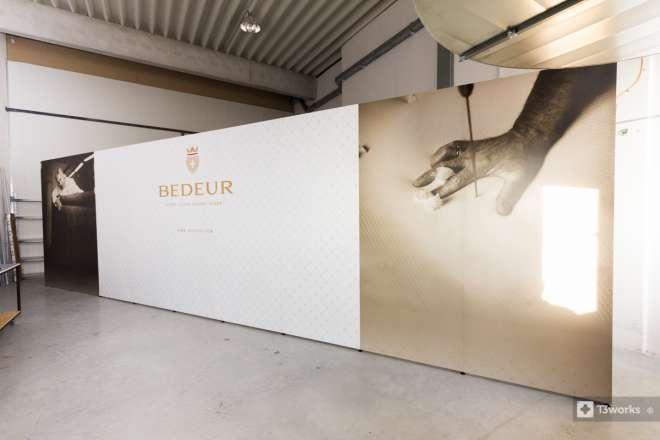 Wall, 9 x 2,5 m